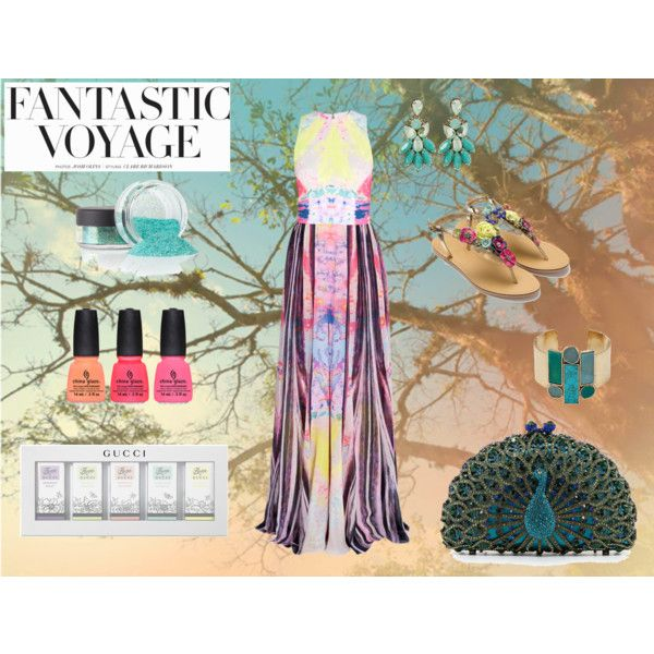 """""""Fantastic voyage"""" by mariasty on Polyvore"""