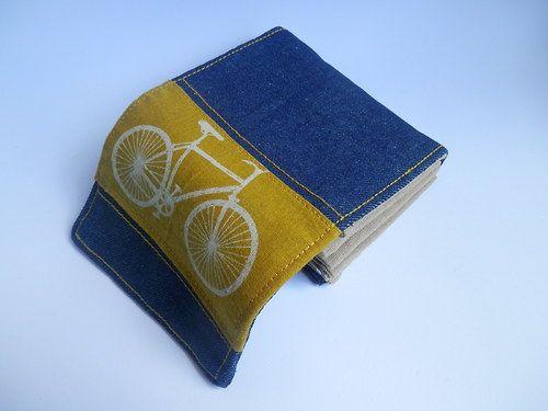 Peněženka - cyklo Echino - 13 x 11 cm