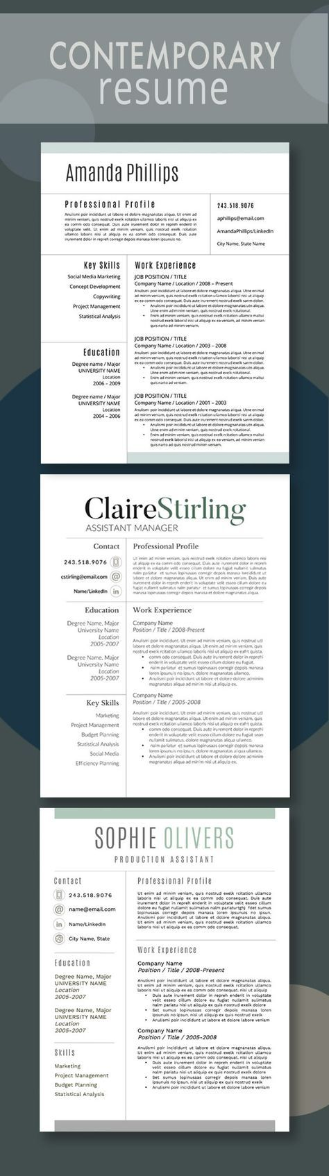 Super happy with my resume template
