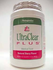 Metagenics- UltraClear PLUS/RICE Berry 33.3 oz