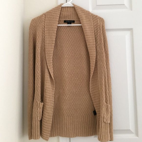 REDUCED Camel Cardigan