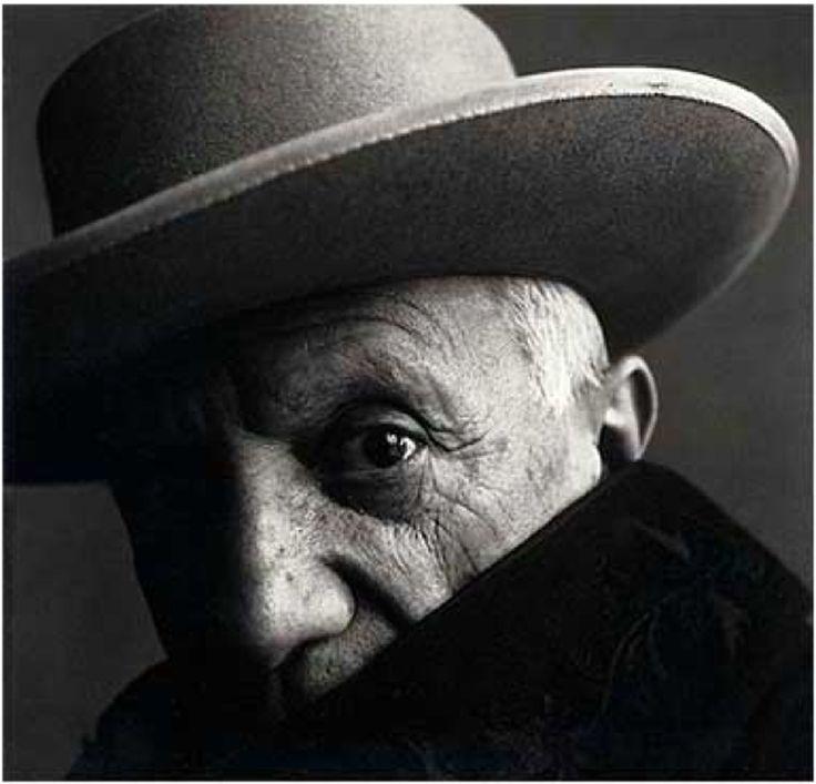 Irving Penn Pablo Picasso