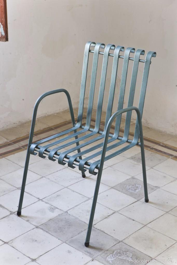 17 mejores ideas sobre sillas de hierro forjado en pinterest ...