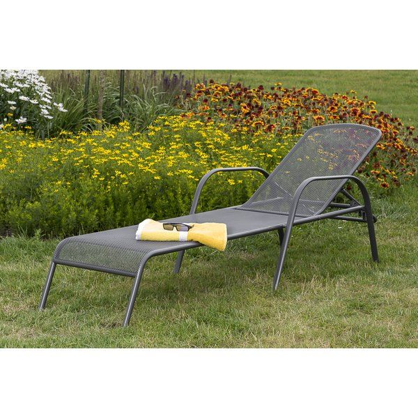You'll love the Fawn Reclining Sun Lounger at Wayfair.co.uk - Great Deals on all Outdoor products with Free Shipping on most stuff, even the big stuff.