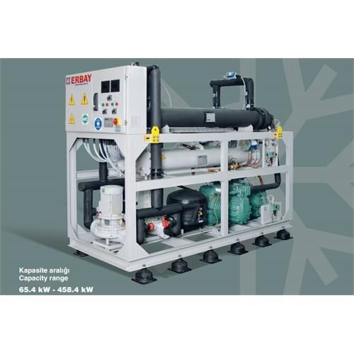 Reciprocating Compressors - Sea water cooled Water chillers