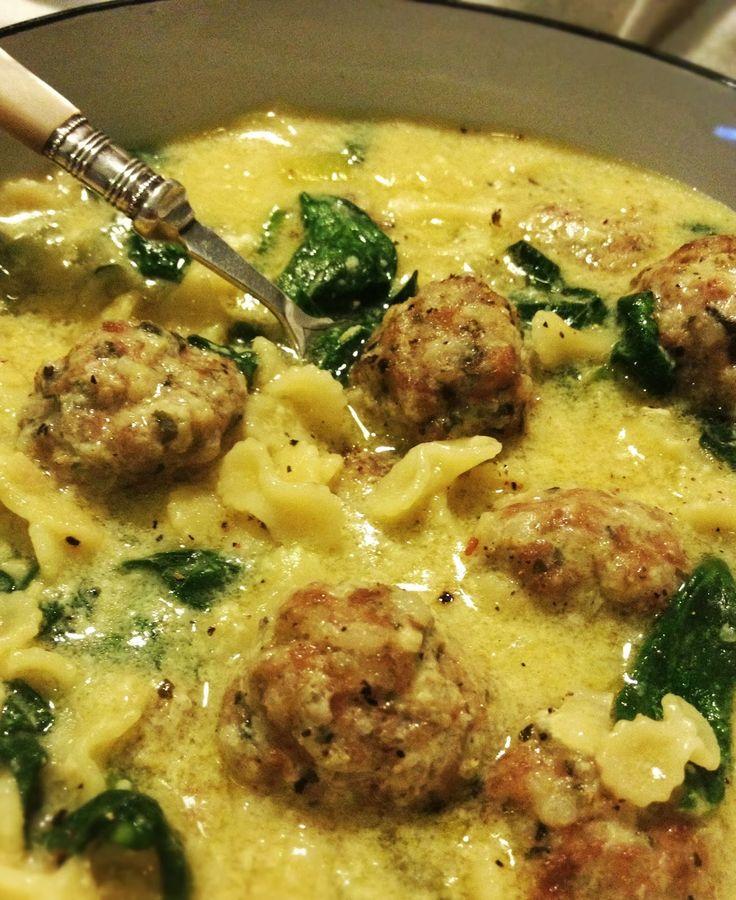Domestic Sluttery Sluttishly Savoury Italian Wedding Soup