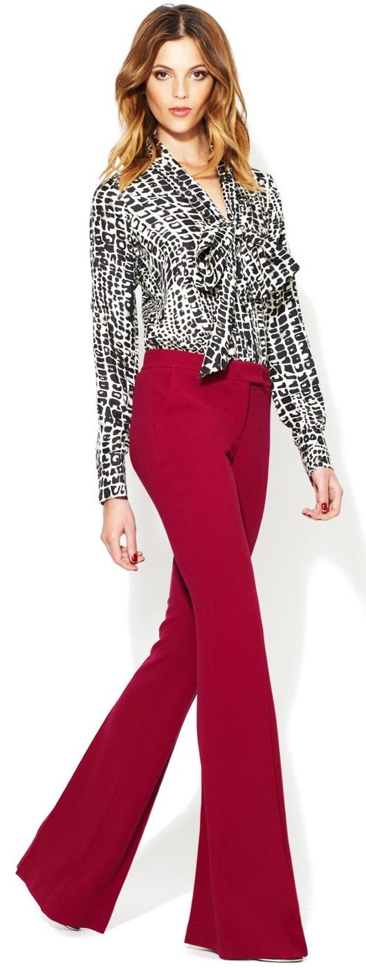Office Chic Rachael Zoe ♥✤ | Keep the Glamour | BeStayBeautiful