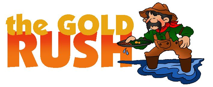 the Gold Rush lesson plans & activities