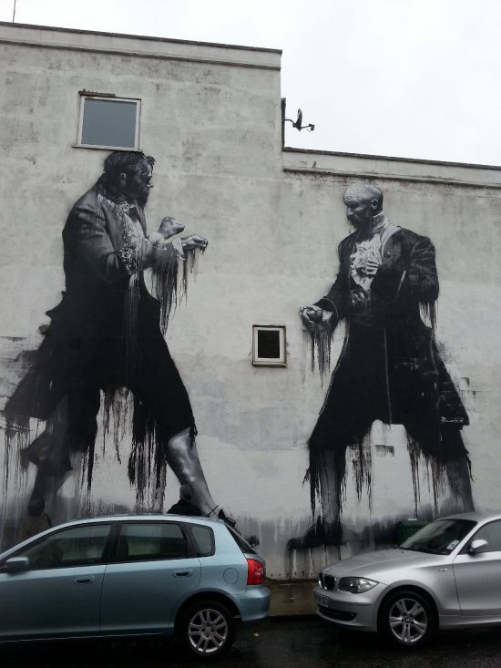 fucking awesome streetart