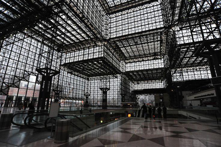 Jacob K. Javits Convention Center by I. M. Pei  Architecture | Architectuul