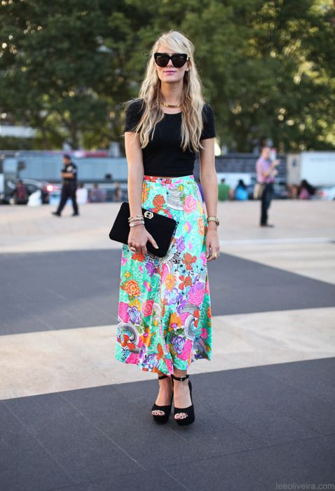 This is a wonderful look for a day in the city shopping and having lunch.