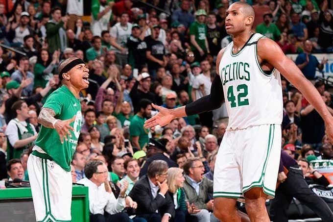 Celtics de Boston a una victoria de conseguir su boleto a la semifinal #Baloncesto #Deportes
