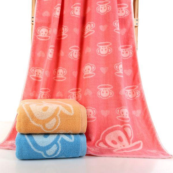Хлопок рот обезьяны толстые полотенца мягкие, вату полотенце оптовой пара полотенце для лица в обратной доставке