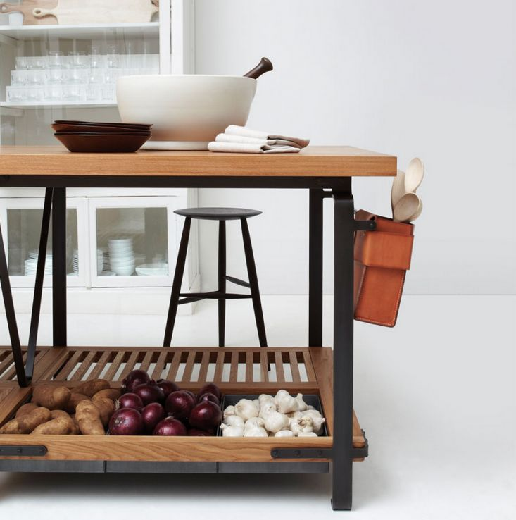 March Work Table | Remodelista
