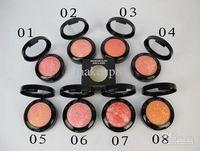 Venta al por mayor - nuevos cosméticos de maquillaje sheertone se ruboriza 12 unids/lote