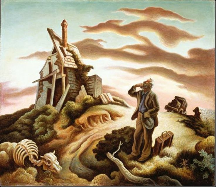Thomas Hart Benton (painter)
