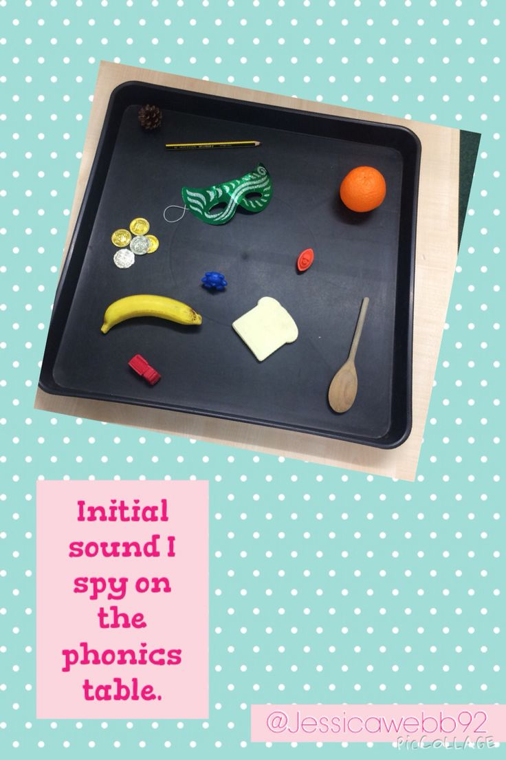 Phonics I spy to develop initial sounds. Could also be used for rhyming. EYFS