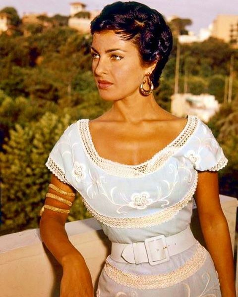 """566 Likes, 13 Comments - Lydia 1940s (@lydia1940s) on Instagram: """"Silvana Pampanini (25 September 1925 – 6 January 2016) was an Italian film actress and director.…"""""""