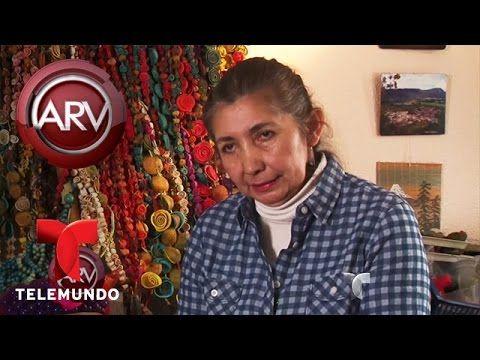 Artesano crea joyería y arte usando cáscaras de naranja | Al Rojo Vivo |...