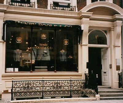 The Fathers Of Stabile Row Henry Poole Co