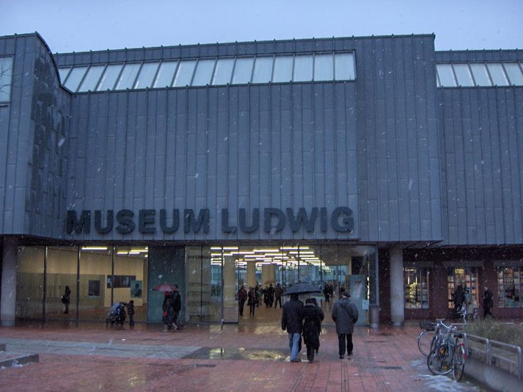 Art lovers need to visit Ludwig Museum!