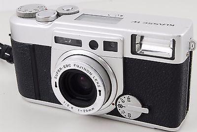 【C Normal】 Fujifilm Klasse W 35mm Point & Shoot Film Camera Body JAPAN #1286