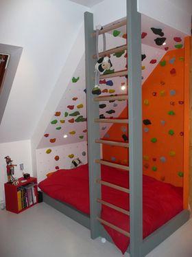 les 25 meilleures id es de la cat gorie escalade en salle sur pinterest mur d 39 escalade. Black Bedroom Furniture Sets. Home Design Ideas