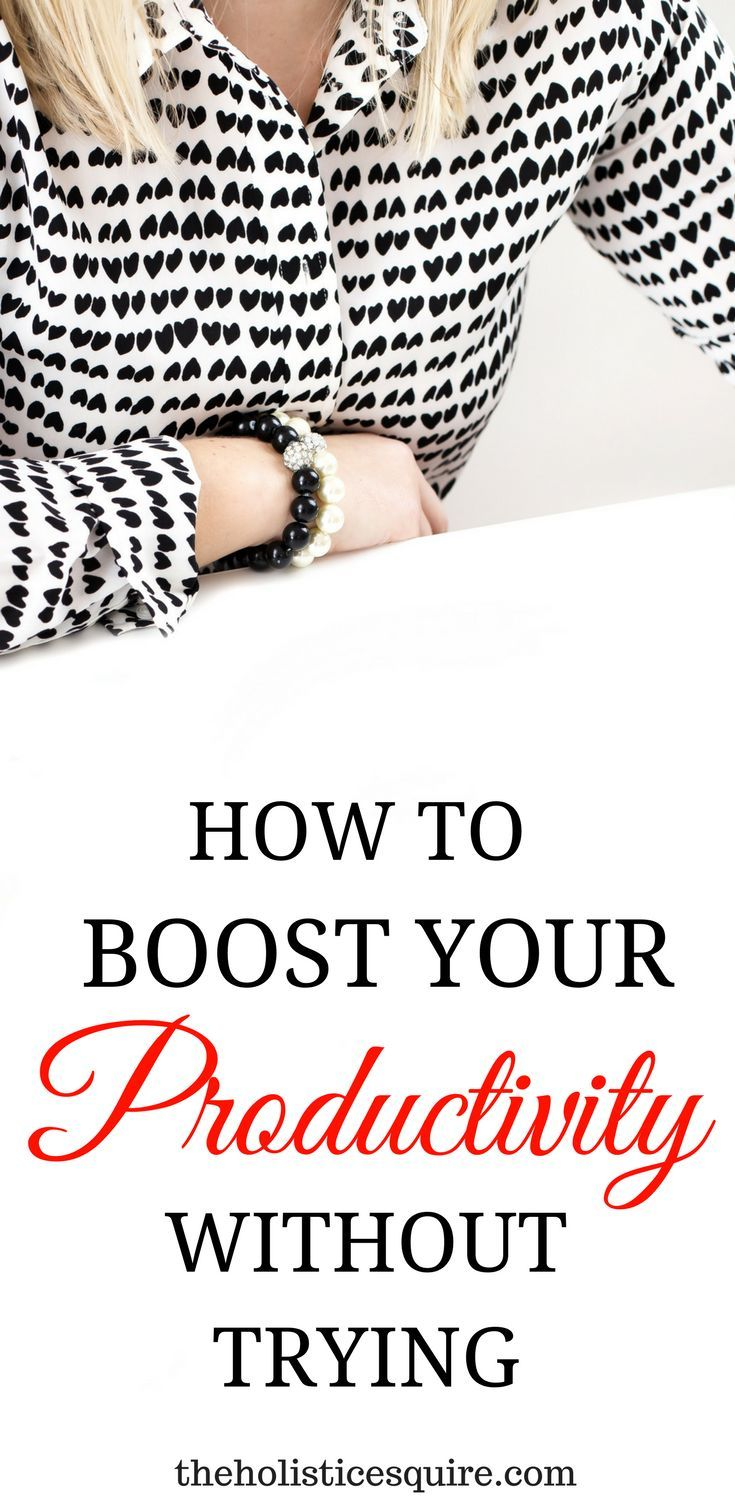LOVE THIS!! Less can sometimes mean more. . I've found three simple hacks to increase productivity and allow you to be more productive all of the time. Guess what? It requires that you do less.