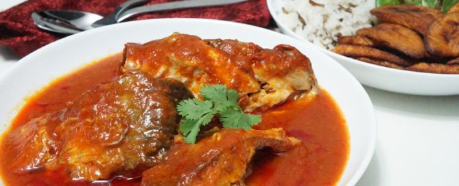 Catfish - stew - Nigerian - Food - recipe - easy - fast - quick