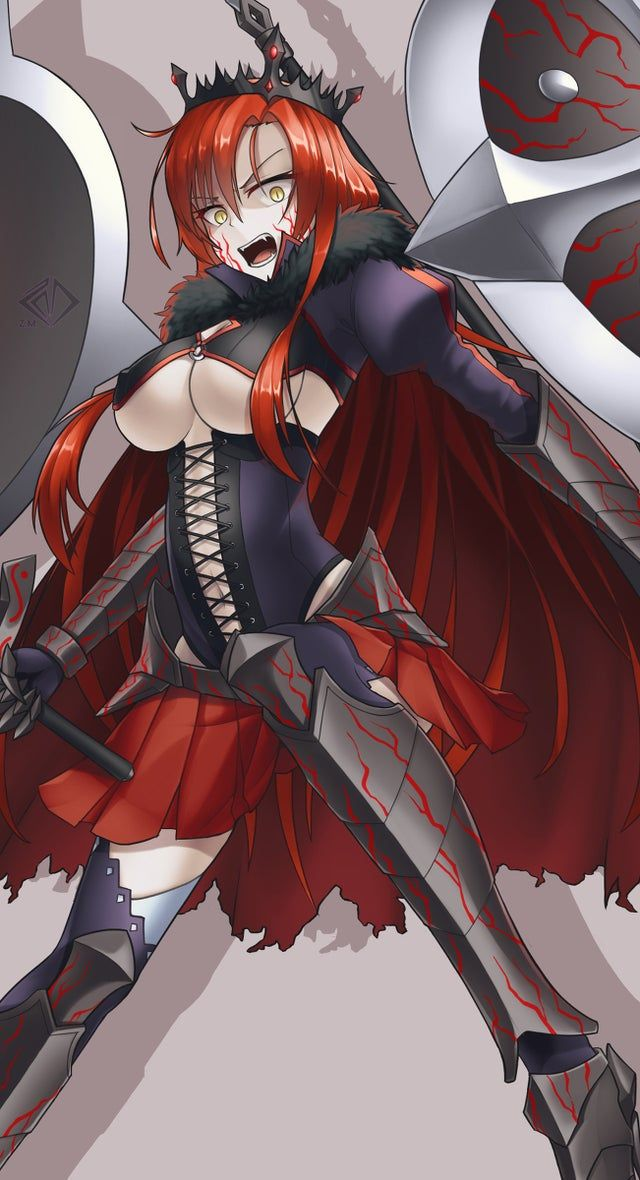 Boudica Alter in 2020 Anime, Alters, Fate