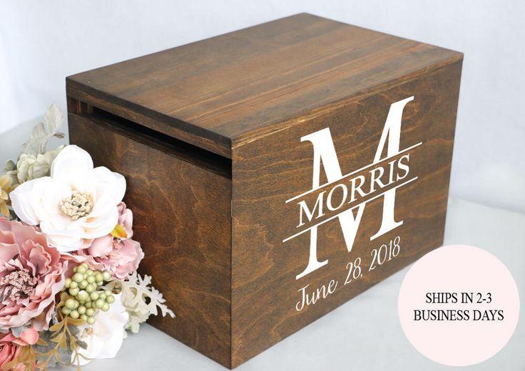 Best 25 wedding envelope box ideas on pinterest rustic wedding wedding card box wedding card holder wedding money box rustic wedding box solutioingenieria Gallery