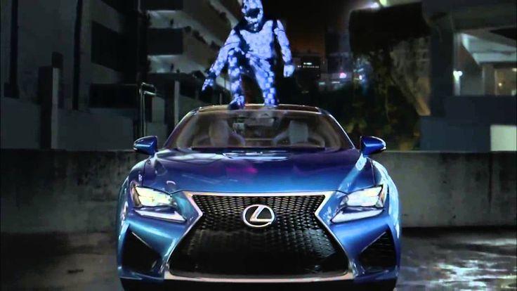 LEXUS Commercial 2014 Amazing in Motion - STROBE (Original version)