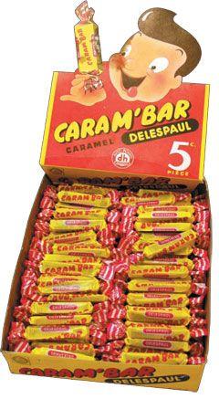 Les caram'bar à 5 centimes
