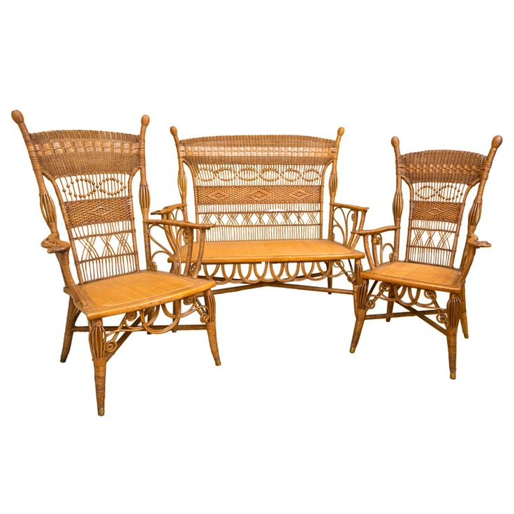 42 Best Victorian Wicker Images On Pinterest Rattan Wicker And Victorian