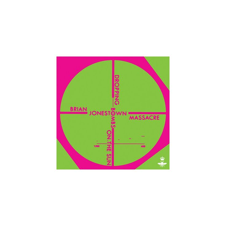 Brian Jonestown Massacre - Dropping Bombs on the Sun (Ufo Paycheck) (Vinyl)