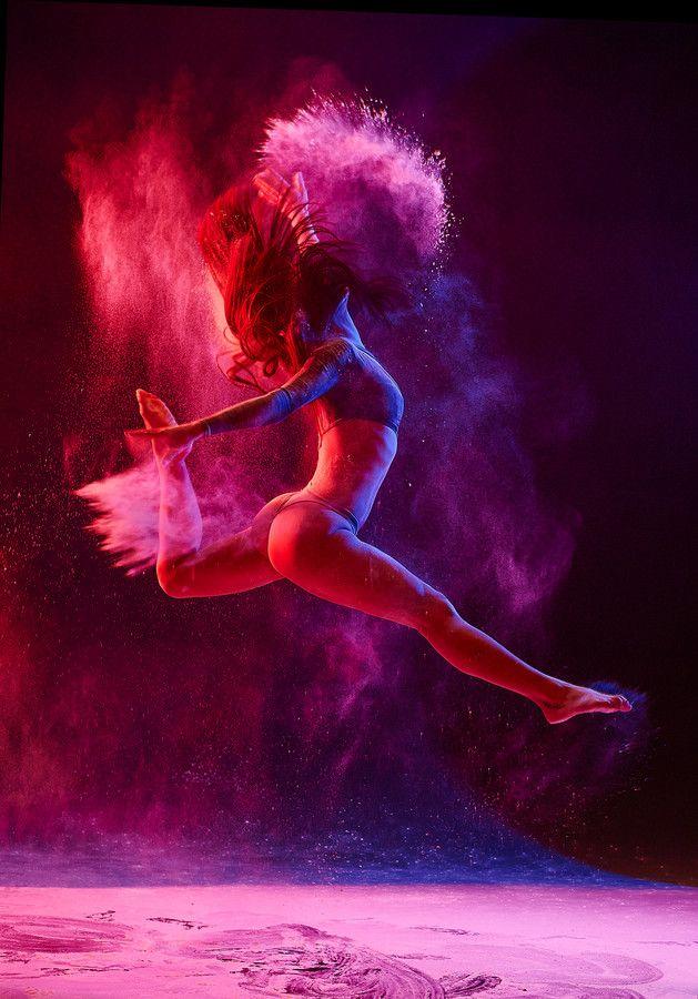 Baila con el alma no con los pies...