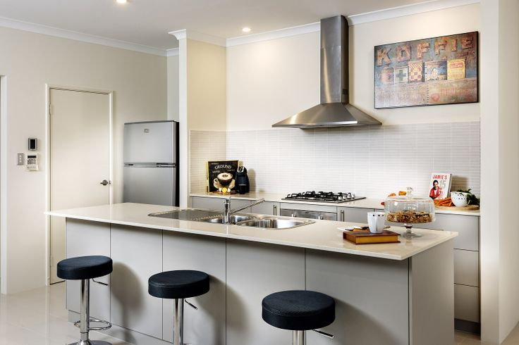 Homebuyers Centre - Aspire Display Home Kitchen