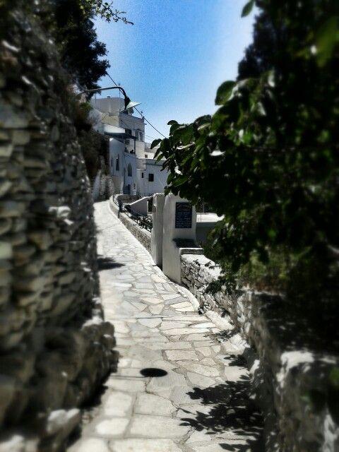 Tinos island ,kardiani village