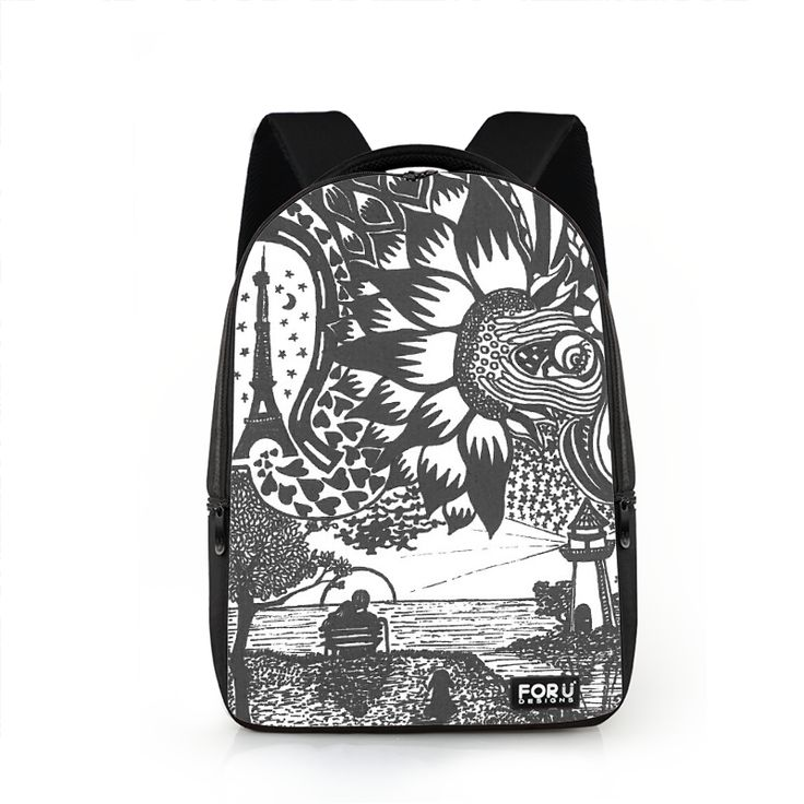 Doodle Love Backpack
