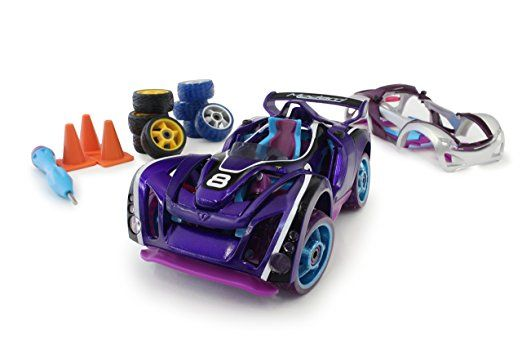 Modarri S1 Beach Cruzer Car Bundle - Ultimate Toy Car: Fully Customizable - Mix and Match For Thousands of Designs - Real Steering and Suspension - Educational Construction Toy For Kids   Quite a few choices in style!