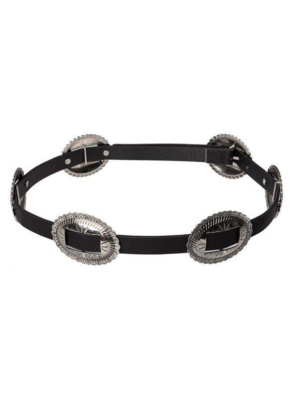 Luvalot - Boho Belt - Black