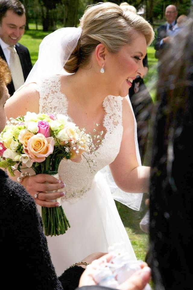Bridal bouquet Thanks to Sonja Wedding