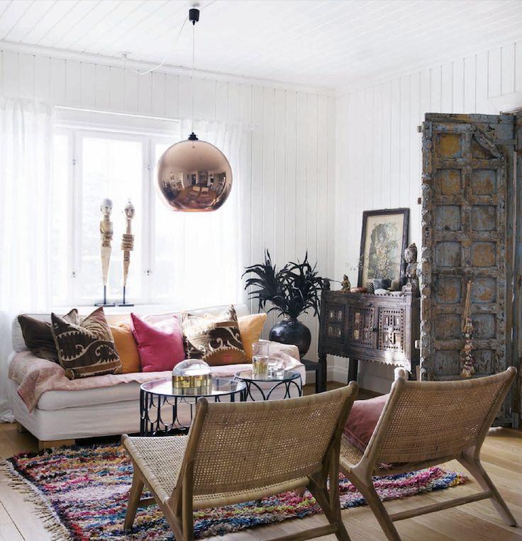 Les 25 meilleures id es de la cat gorie salon marocain moderne sur pinterest - Salon berbere moderne ...