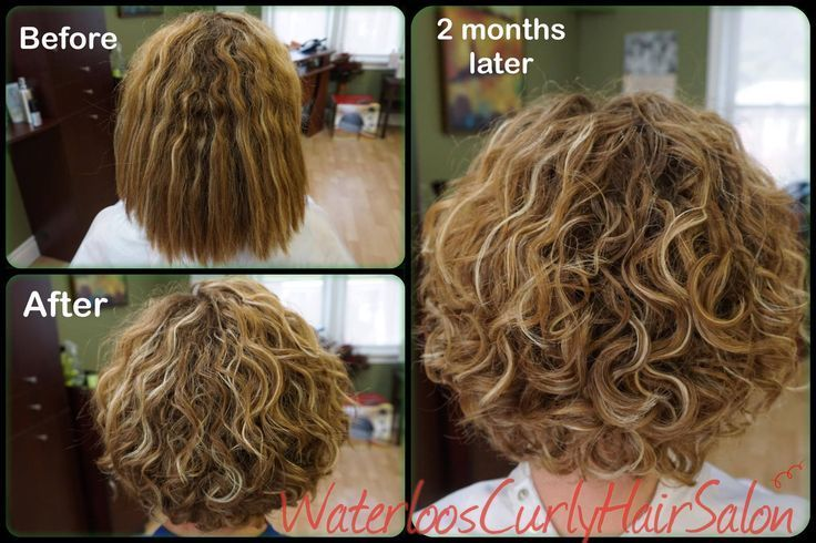 When Sue In Waterloo Class Act Hair Design Treats Curls To Taniajane Naturally Curly Products In 2020 Permed Hairstyles Curly Hair Styles Short Permed Hair
