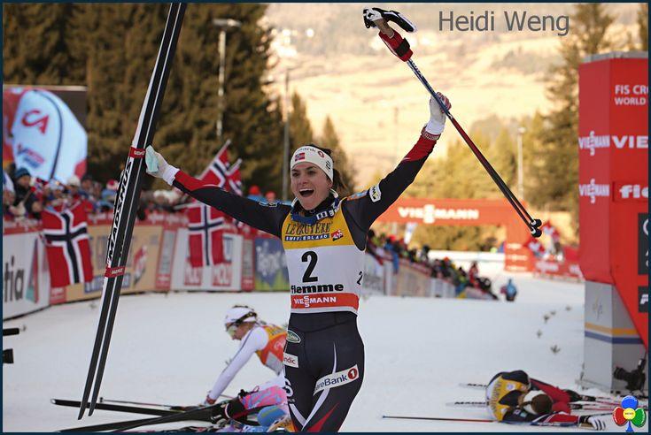 Heidi Weng è la Regina del Tour de Ski 2017