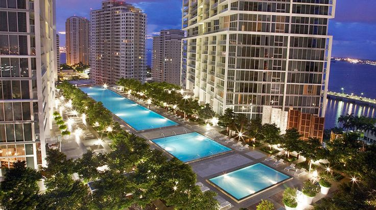 Viceroy Miami in Florida: Pools Area, Favorite Places, Viceroy Hotels, Hotels Viceroy, Swim Pools, Florida Viceroy, Viceroy Miami, Luxury Hotels, Tranquil Travel
