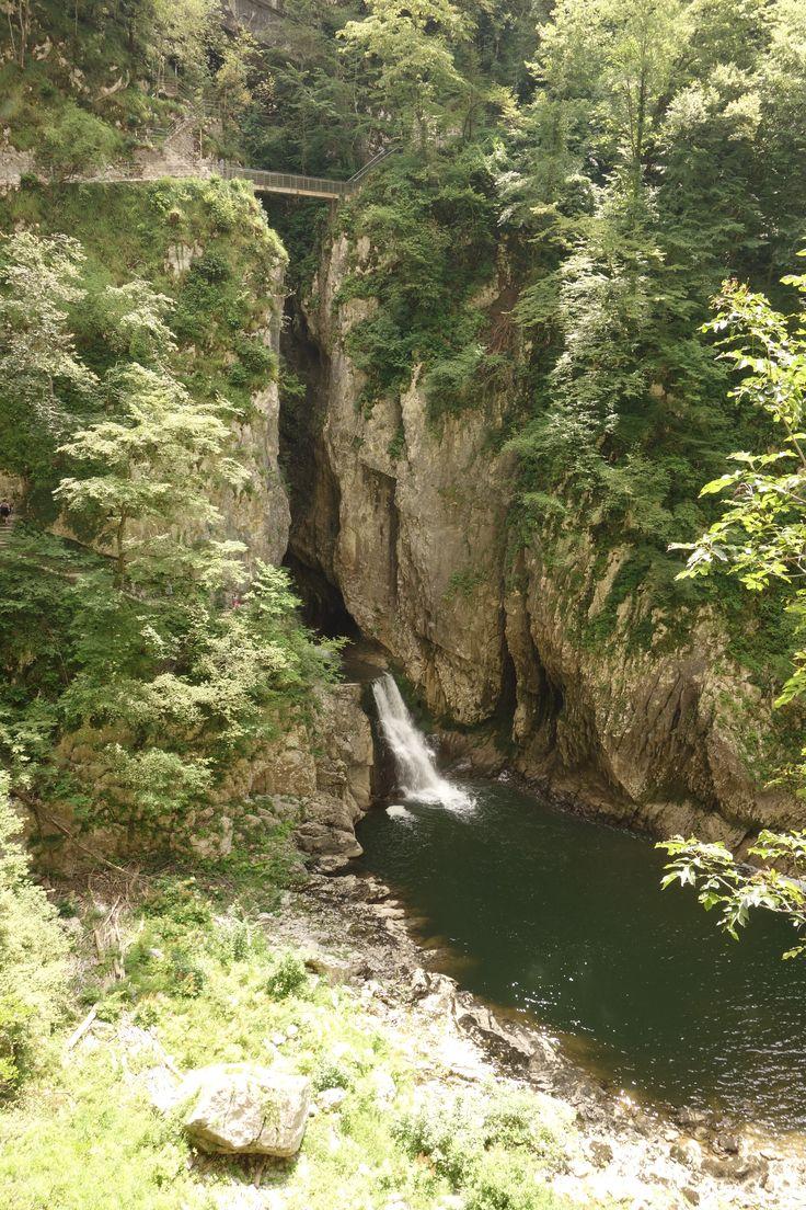 Škocjan jama. Skocjan cave walk. Things to do in Slovenia.
