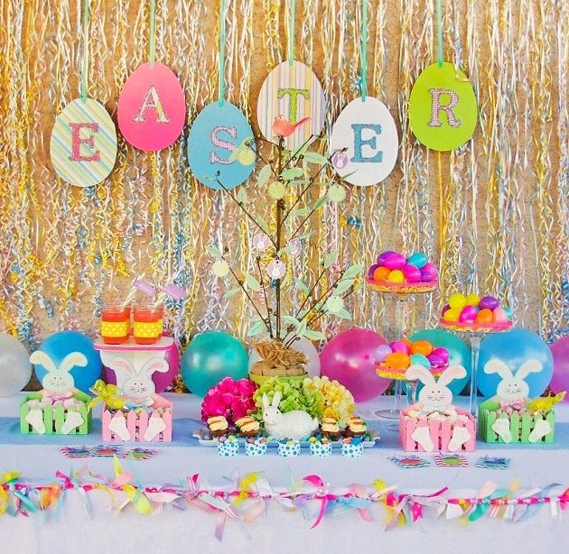 Easter Party On A Budget