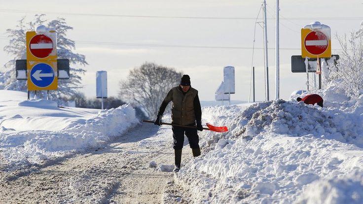 El Polo Norte ataca: Fenómenos climáticos extremos sacudirán el planeta