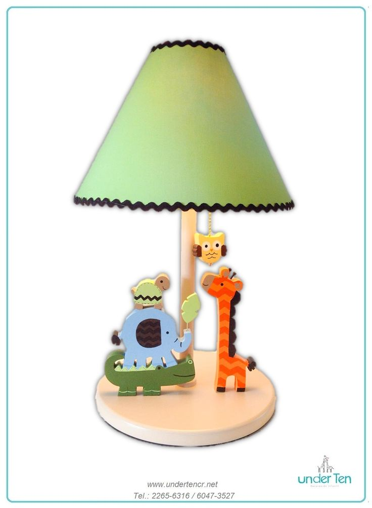 Stack Safari By Circo Table Lamp